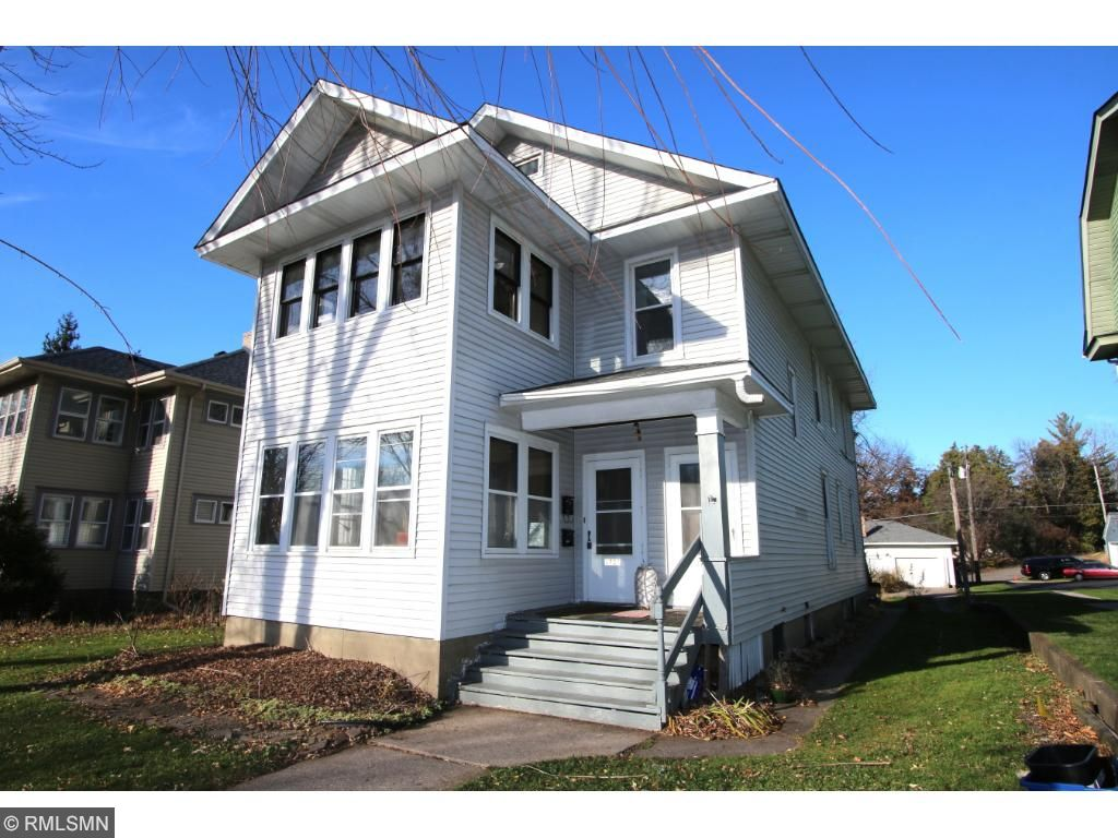 Fantastic duplex located in the heart of Mac Groveland!  1701 St. Clair