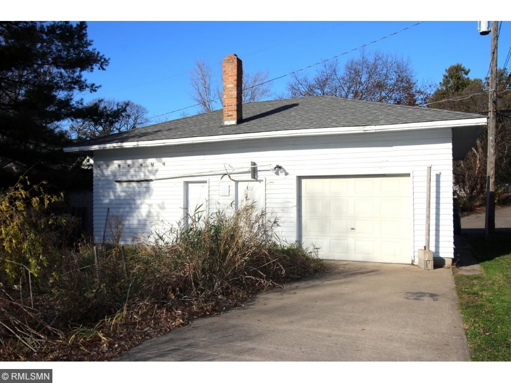 2 car garage with additional off street parking.