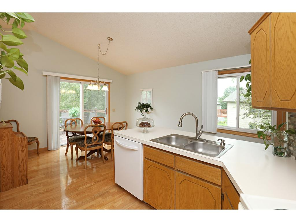 Sunny Kitchen is sure to please the Family Chef! This home is truly in Move-in Condition.