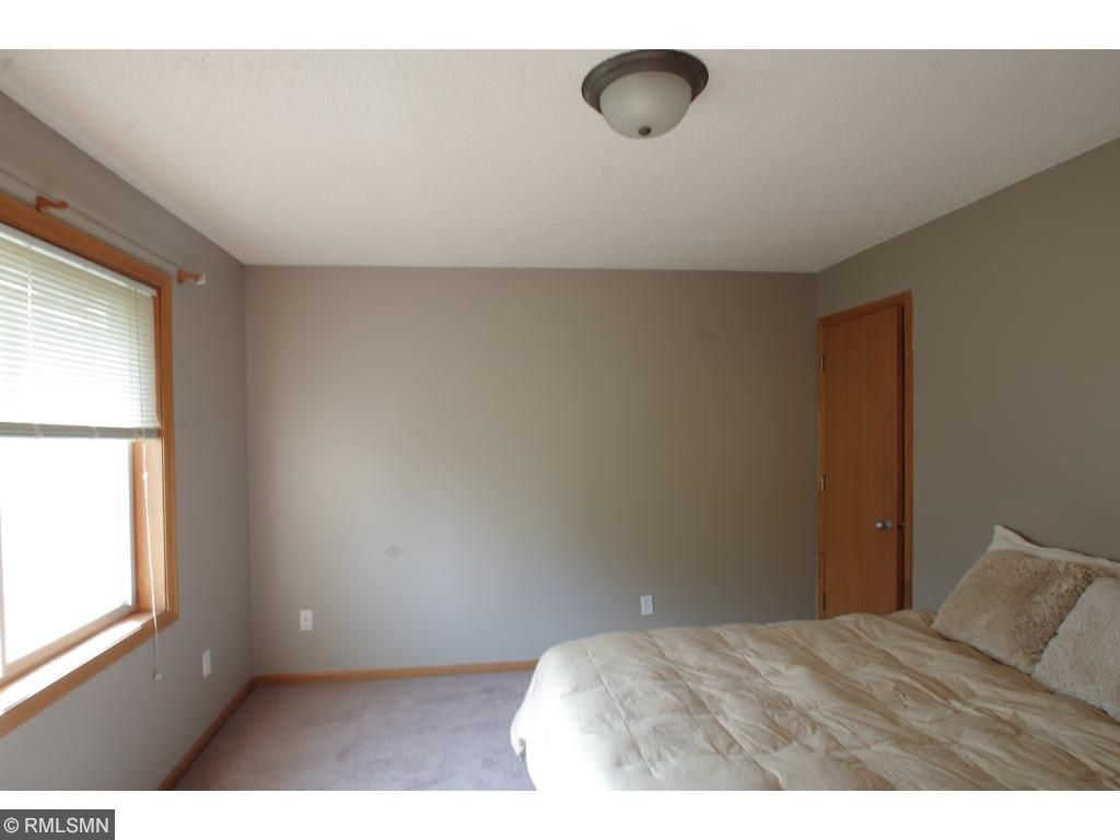 Upper Bedroom.  Also with a walkin closet.  This one is the smallest at 13 X 11!