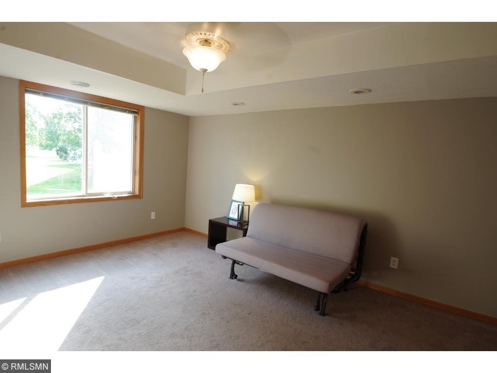 Main floor BR or office.  15 X 11