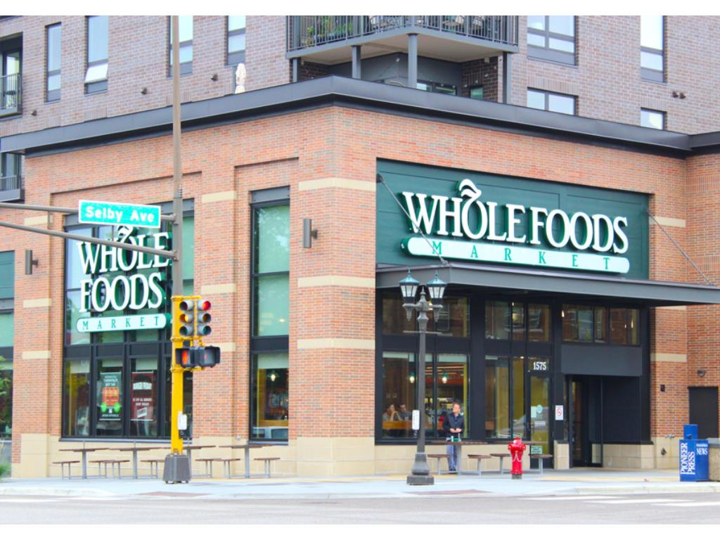 Walk to the new Whole Foods!!