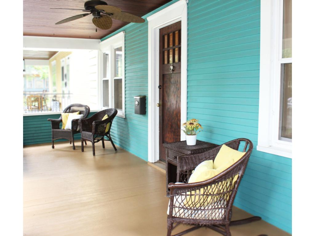 Great Front Porch.