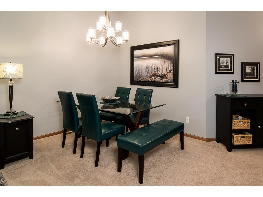 Formal dining space too - great for the Holidays & entertainig