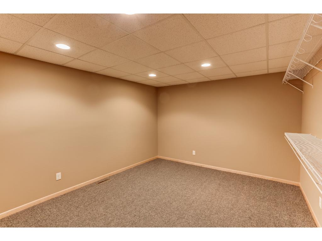 Walkout Level Exercise Room