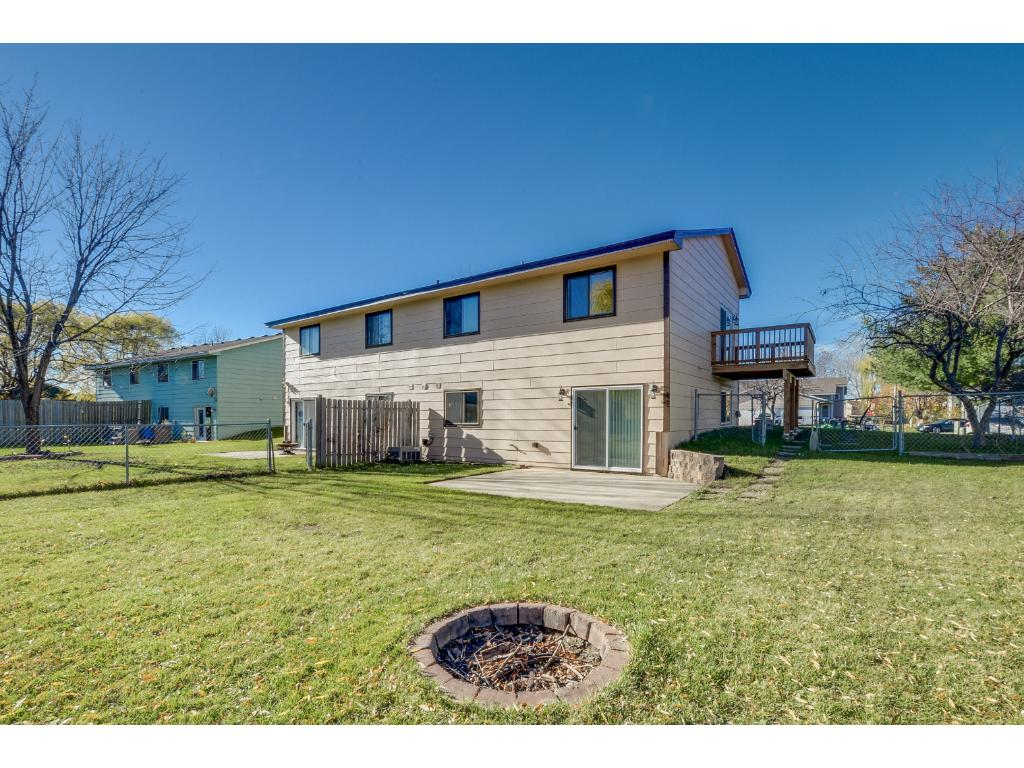 Enjoy the fenced-in backyard! There's even a bonfire pit to enjoy! Don't miss out on this great fully remodeled home!