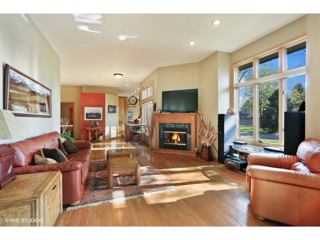 Welcome Home To 18033 Judicial Way! Located In Sought After Bracketts  Crossing   Lovely Golf