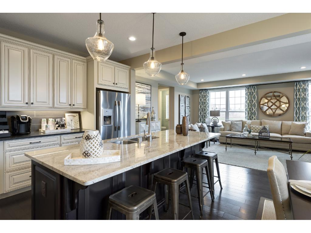 Picture Is Of Model Home And Not Specific To U0027To Be Builtu0027 Listing.