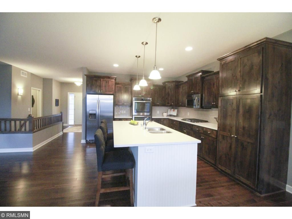 picture of similar home - colors and finishes may vary