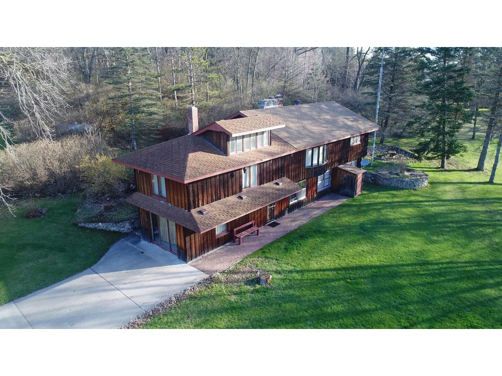 One Of A Kind 100+ Acre Private Lake Home.