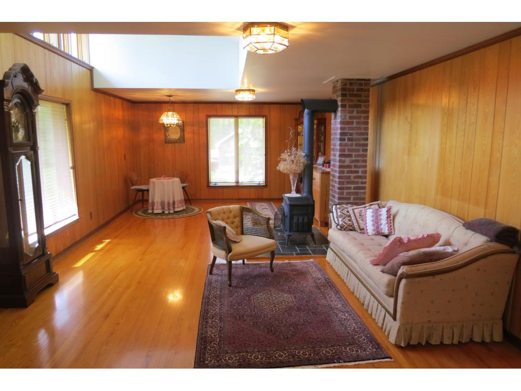 1 of 2 Lower Level Bedrooms.