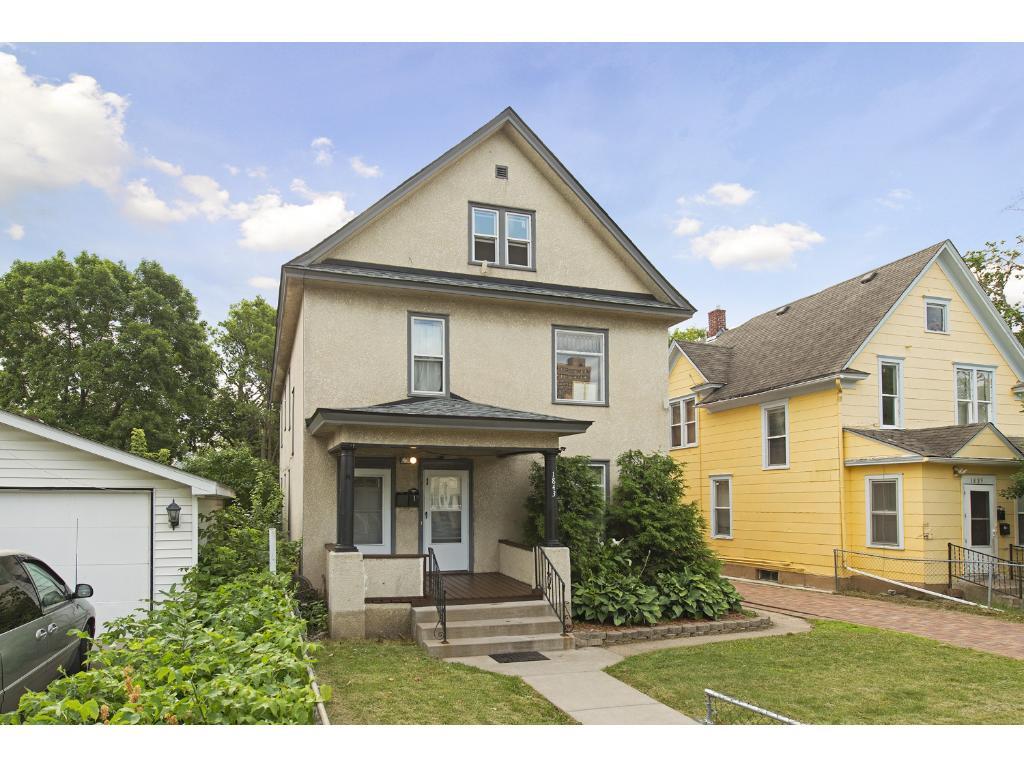 1843 Taylor Street Ne Minneapolis Mn 55418 Mls