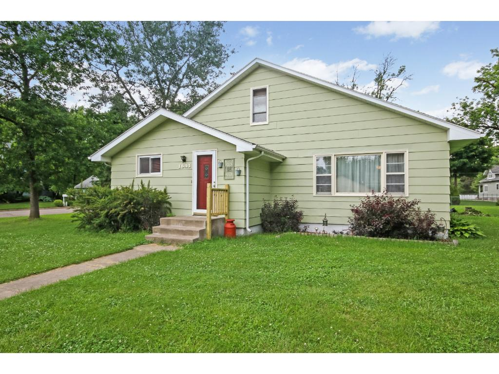 Charming Boutique home in the Heart of White Bear Lake.  Super large flat lot.