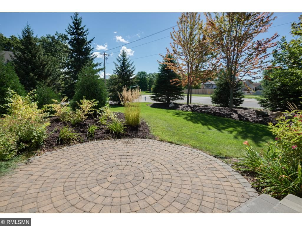 From the 15 ft diameter paver patio you'll be able to have a fire-bowl and spend some cool fall evenings around a warm fire.  Schedule your private showing today...we expect this one to sell fast!