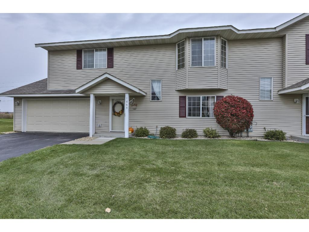 Welcome to this 3BR 2BA walkout END UNIT townhome in the heart of Shakopee.  This home is just steps from Kohls and Target.