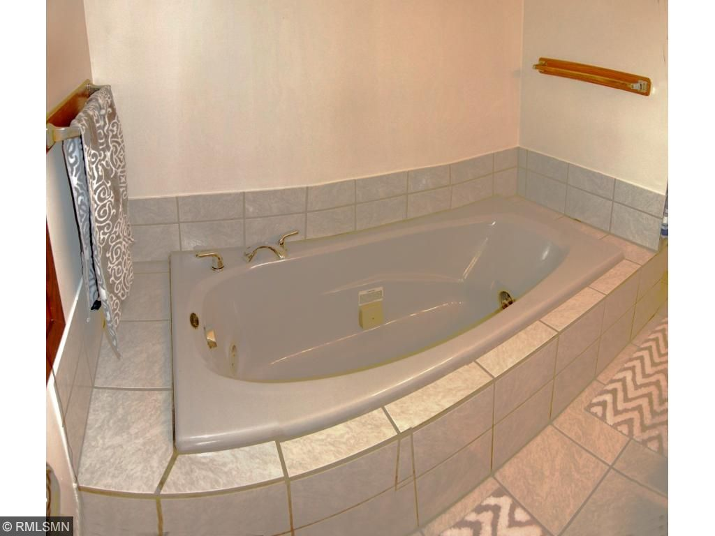 and whirlpool tub