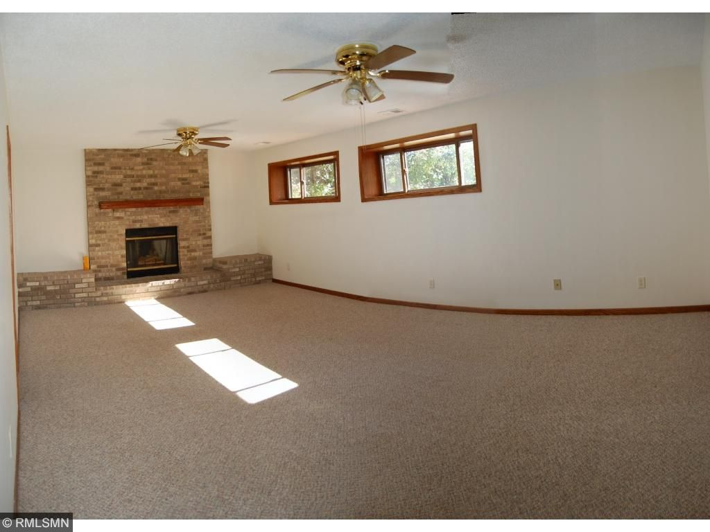 This large room is perfect for relaxing in or entertaining