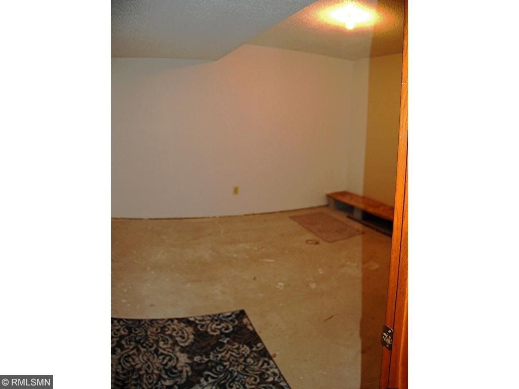 This room was used for storage but could be an office or home gym