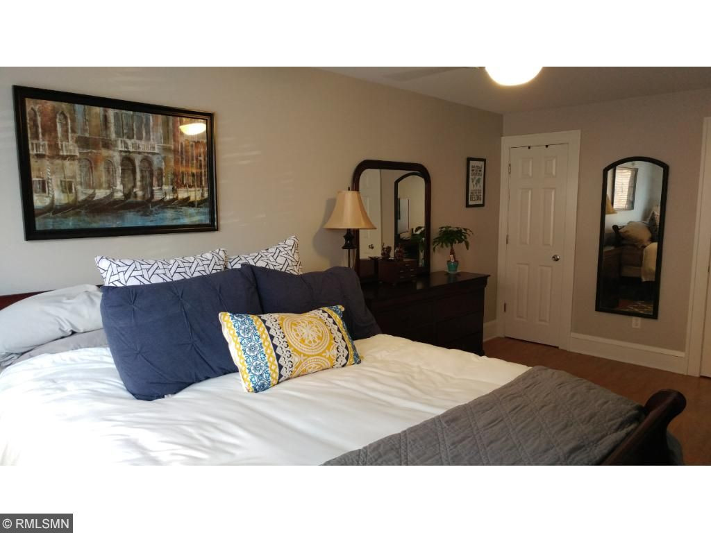 Master Bedroom for Queen or King Bed