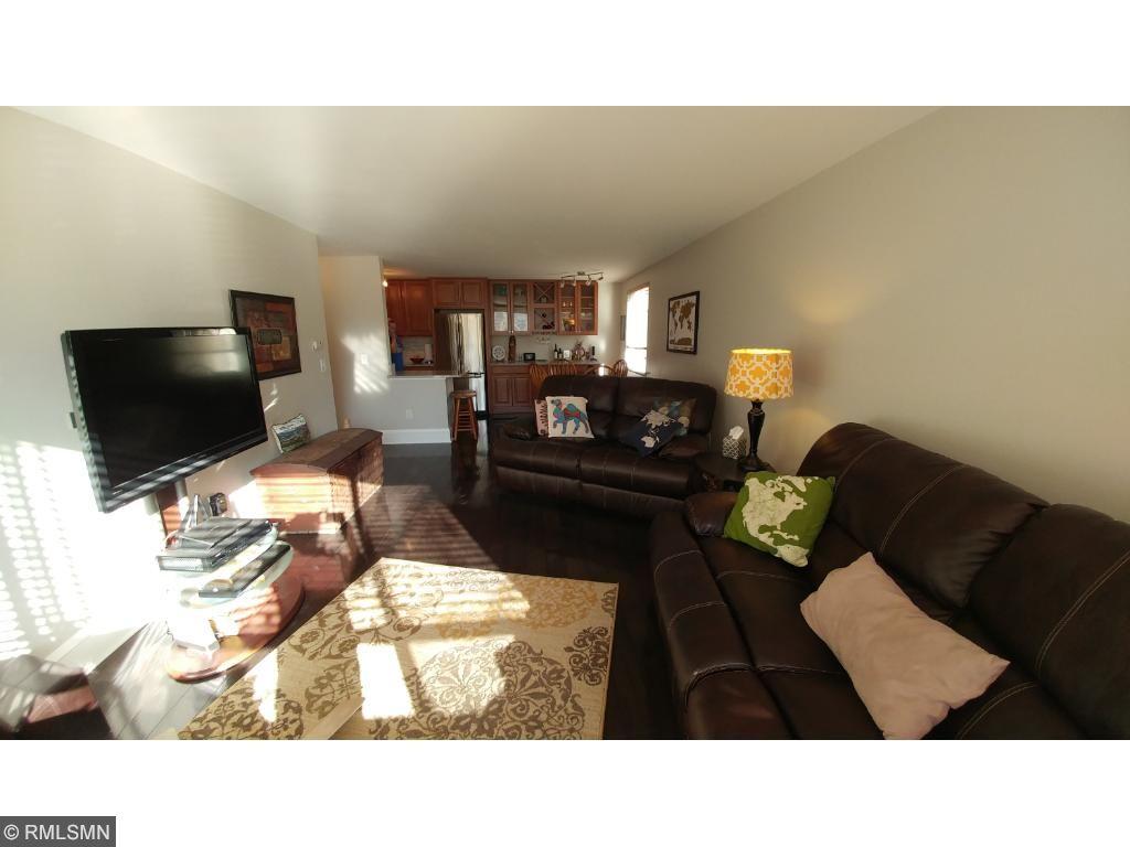 Sunny South Facing Living Room