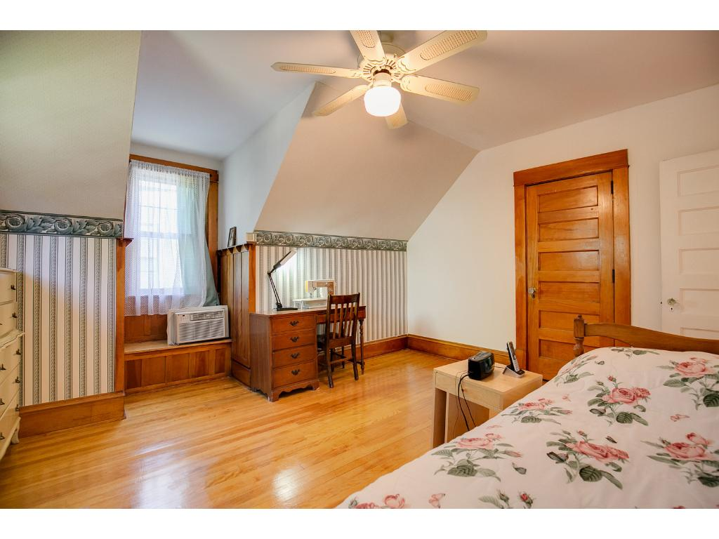 Another fabulous upper level bedroom with plenty of closet storage space!