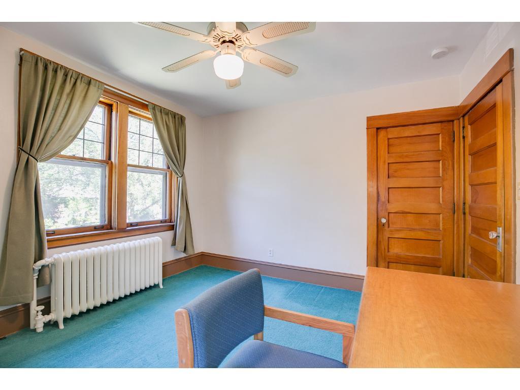 Lovely upper level fourth bedroom!
