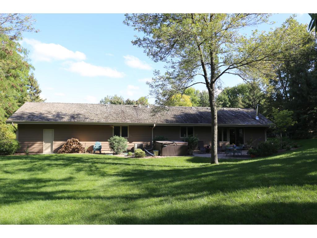 .6 acre - gorgeous property