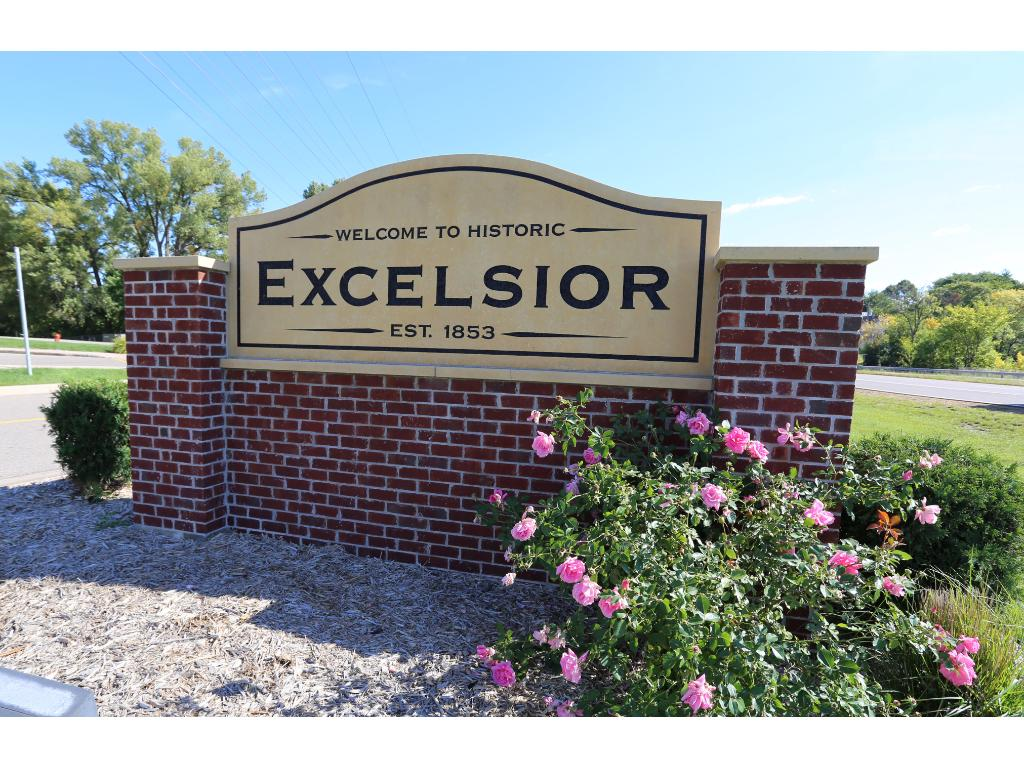 Close to Excelsior. Excelsior Elementary