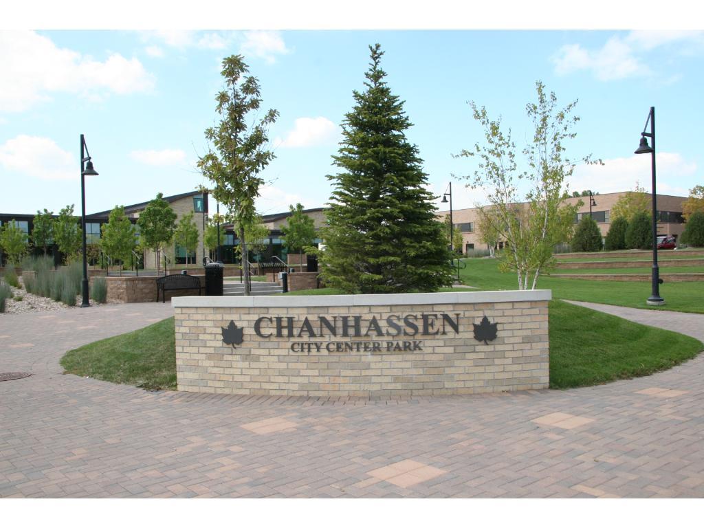 Close to Chanhassen