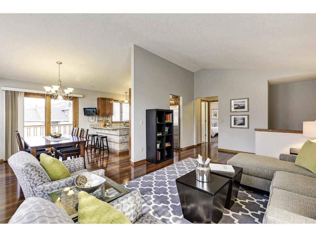 Beautiful MINNETONKA School District home with updates throughout!