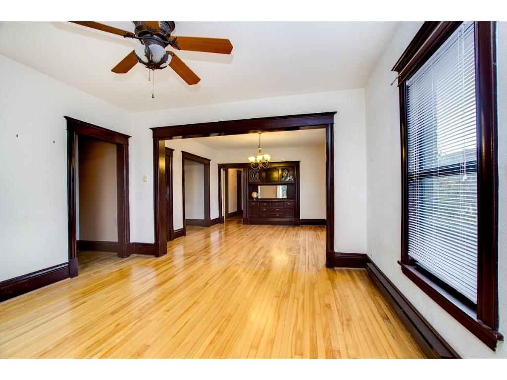 Beautiful hardwood floors throughout!