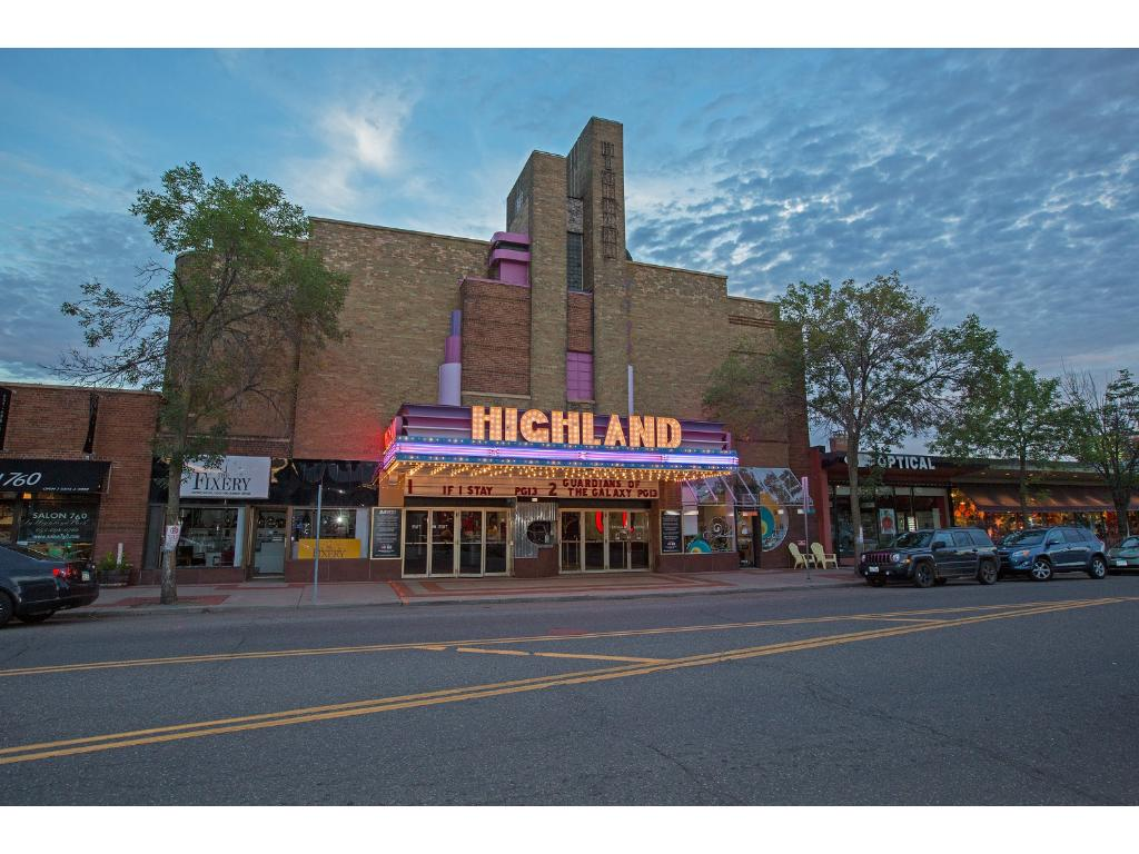 Walk to the many shops & restaurants of Highland Park! Enjoy complete privacy, while enjoying the conveniences just a short walk away...