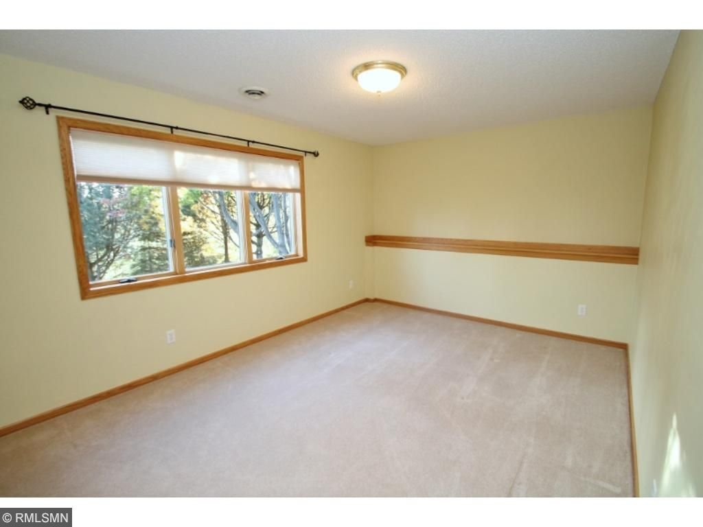 3rd Bedroom is bright and spacious...