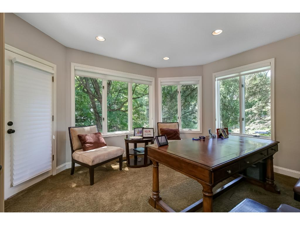 Fabulous home office or could even be another bedroom.  Welcome Home!