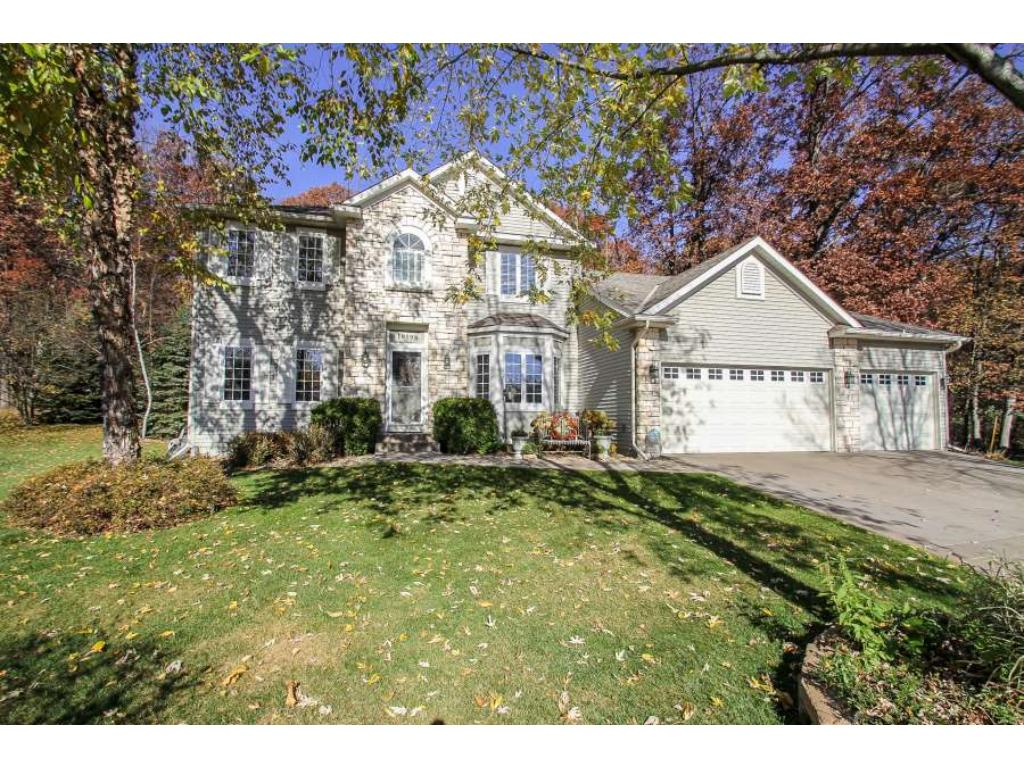 Gorgeous, Designer Inspired 2-story in Sought-After Lafayette Woods. Super sized 3 car garage. Plenty of room for the boat & toys. Two staircases leading to the basement. Back staircase has a door both the outside & the garage.