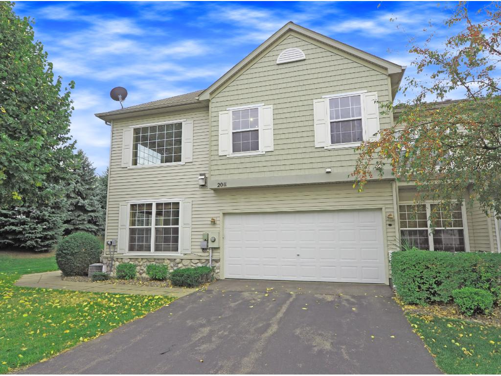 Welcome home! Beautiful, well cared for townhome in the perfect Chanhassen location.