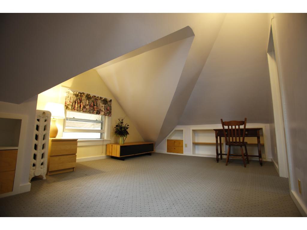 Third floor den/bedroom