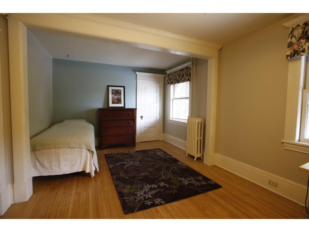 Huge south facing bedroom