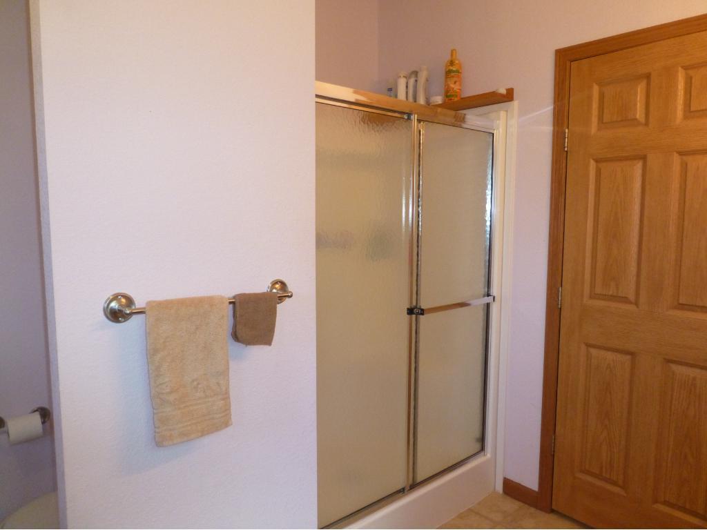 Private Master Walk-in Shower
