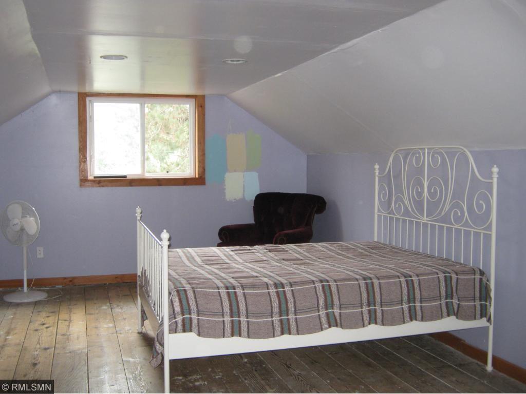 Huge bedroom on the second floor