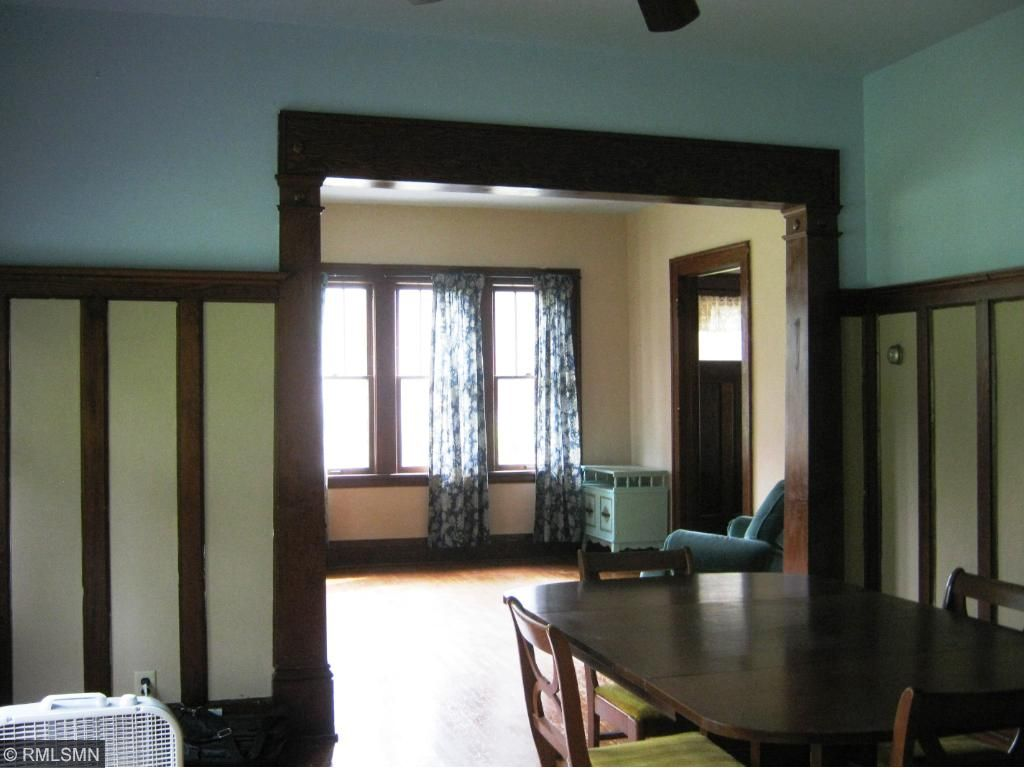 Beautiful natural woodwork, Maple floor thought out the main level with exception to the kitchen
