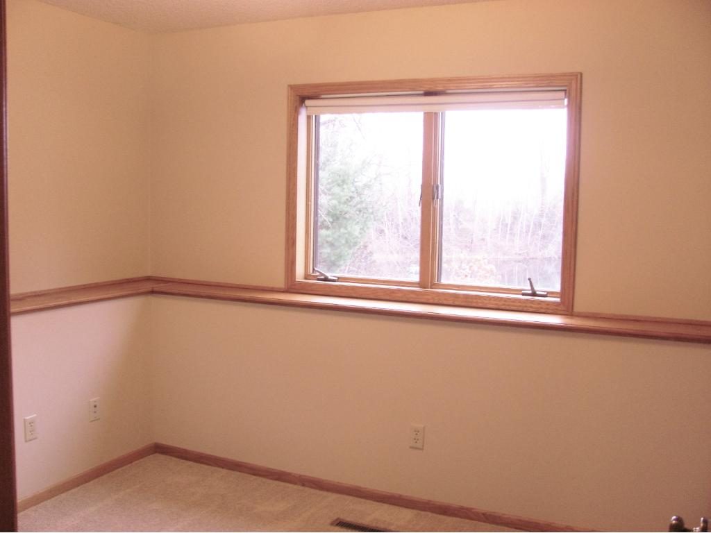 4th bedroom off of the family room.
