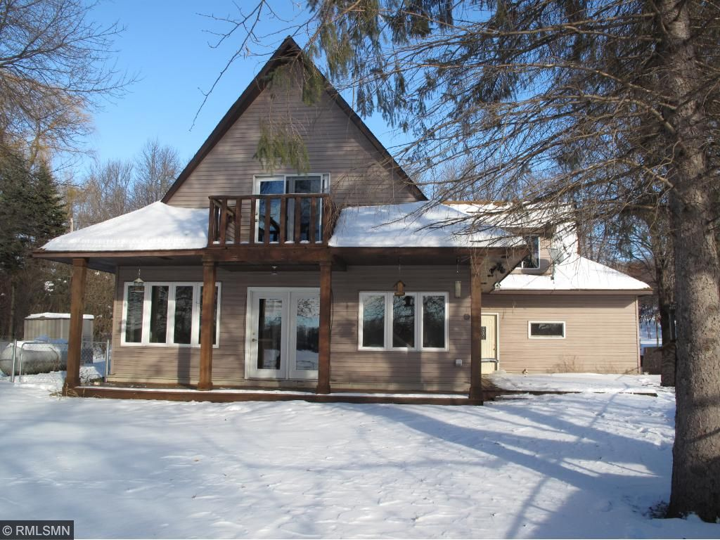 Finally, the opportunity to own a year round lake home at a reasonable price!  4 bedrooms and 3 bathrooms make this home perfect for the entire family or frequent entertaining!