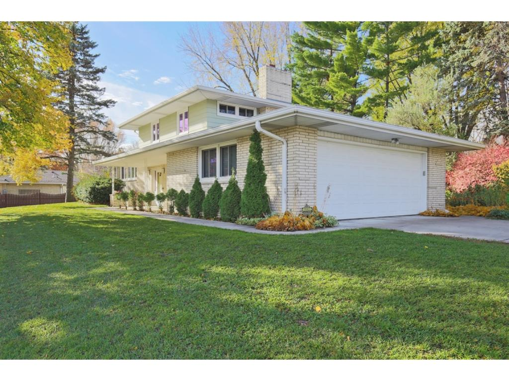 Large corner lot with great curb appeal