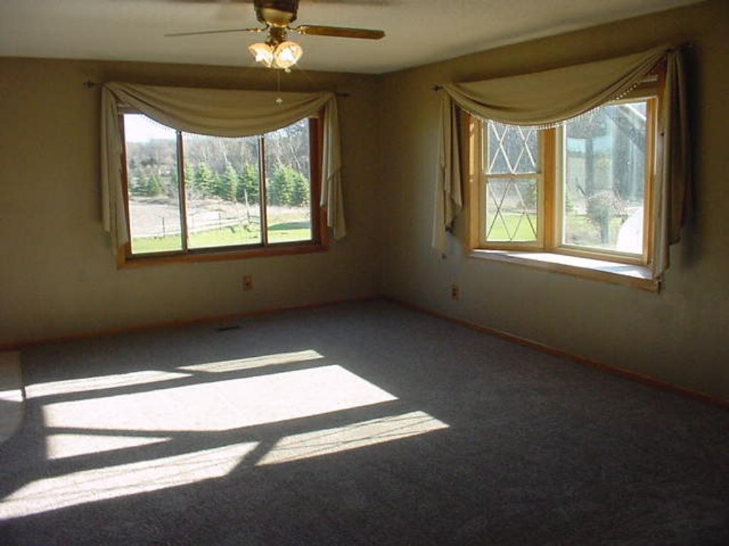LIVING ROOM, NEW CARPET