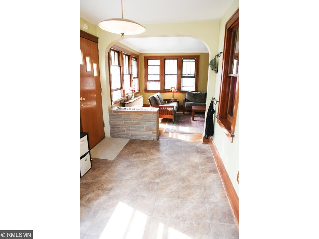 Front entry room/ mud area/ sitting area.  It is up to you on how to lay it out.