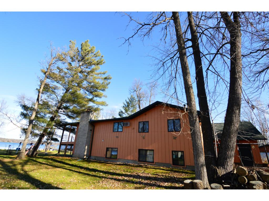 Enjoy time at the lake in this North Long Lake home!