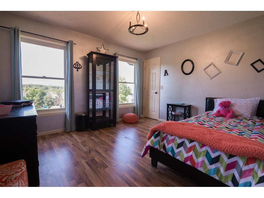 This is the 3rd bedroom on the upper level.