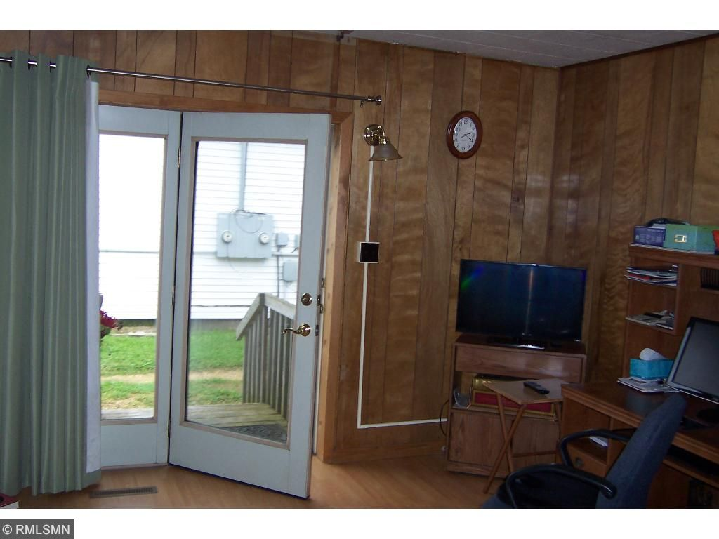 Living Room Patio Door