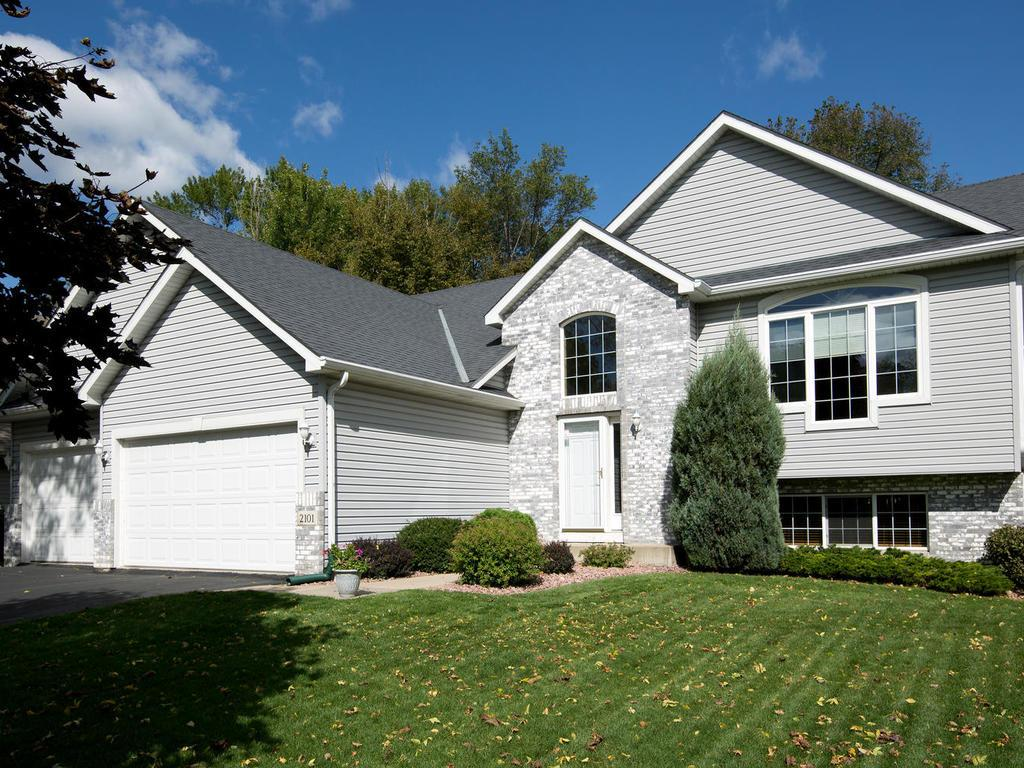 Welcome Home!  This house is impeccably maintained, true pride of ownership.